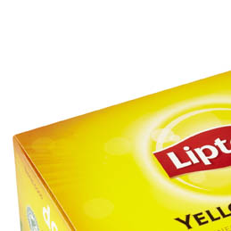 Čaj Lipton Yellow Label - 100 sáčků